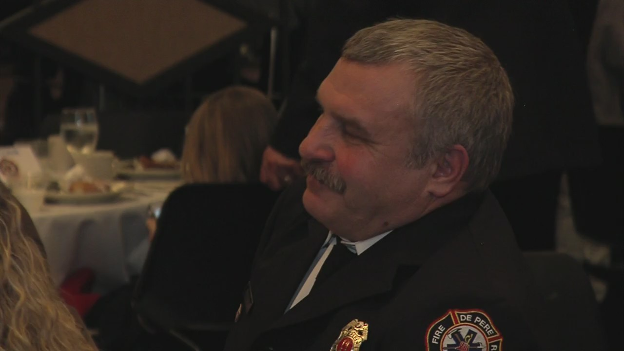 De Pere Police and Fire Honors 2018