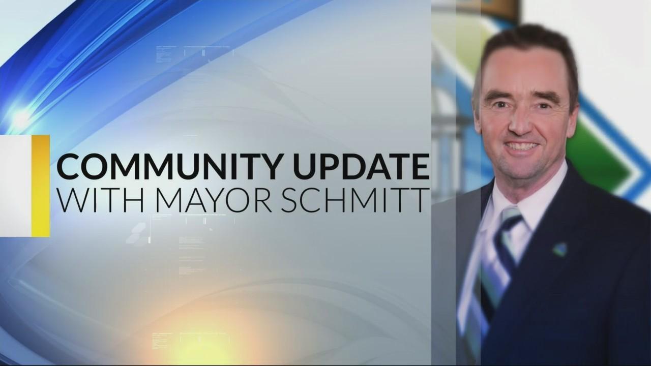 Mayor Schmitt's Community Update: 2-13-17