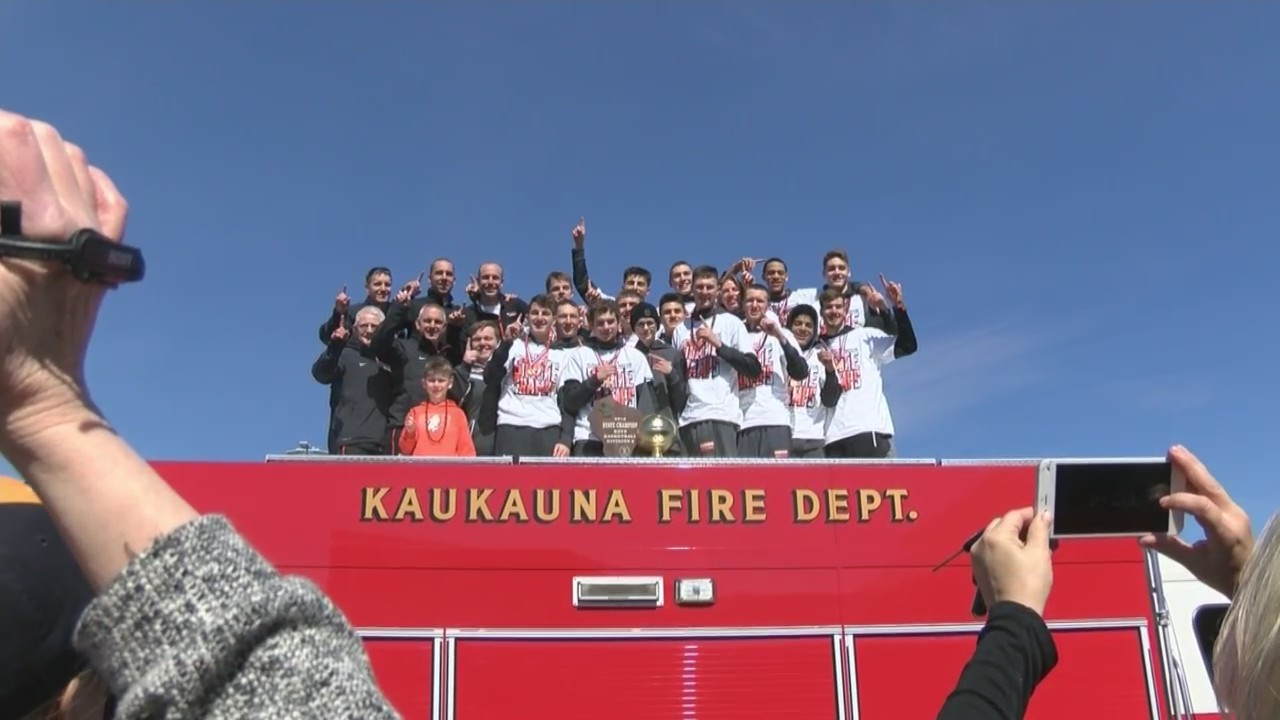 Kaukauna Ghosts are division two champs