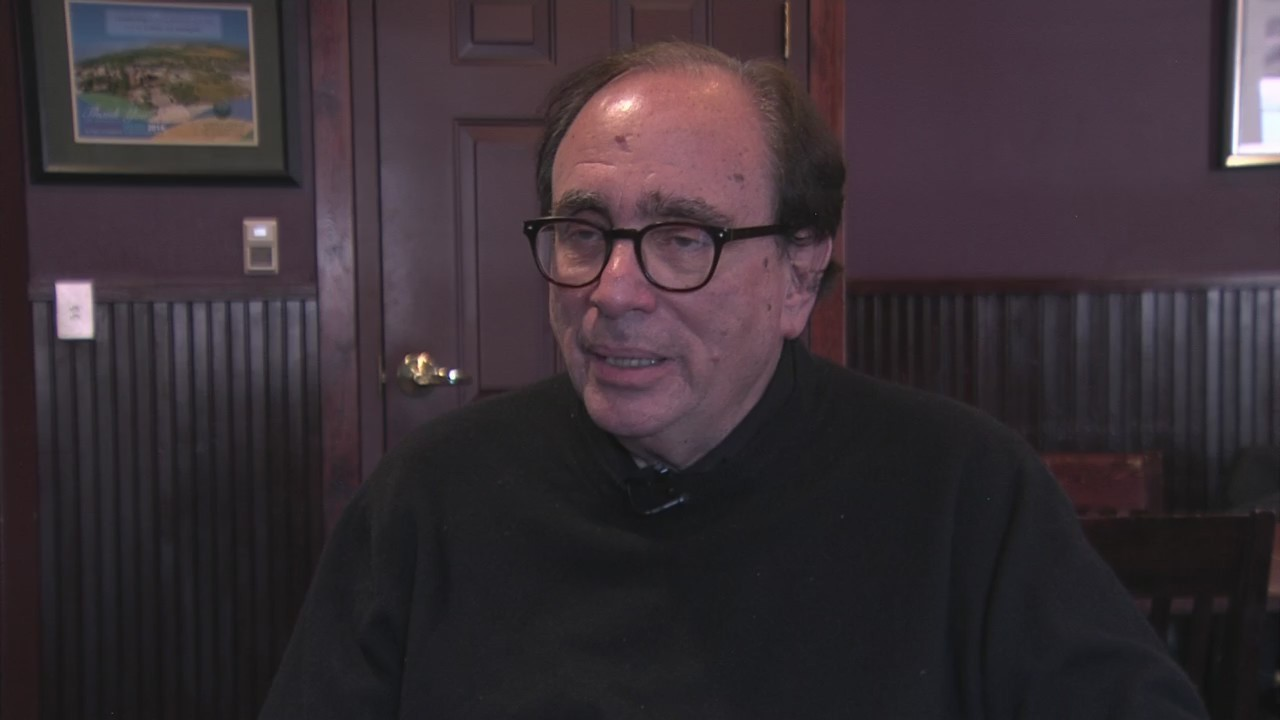 R.L. Stine visits Green Bay