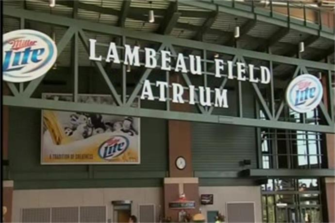 Lambeau Field Atrium