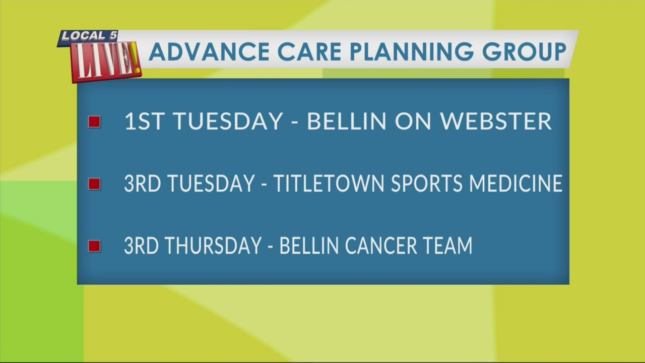 Your Health with Bellin: Advanced Care Planning Group