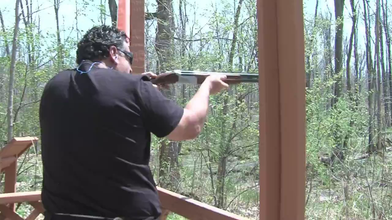 NFL Celebrity Clay Shoot