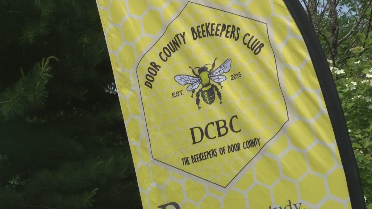 Bee Hives in Door County