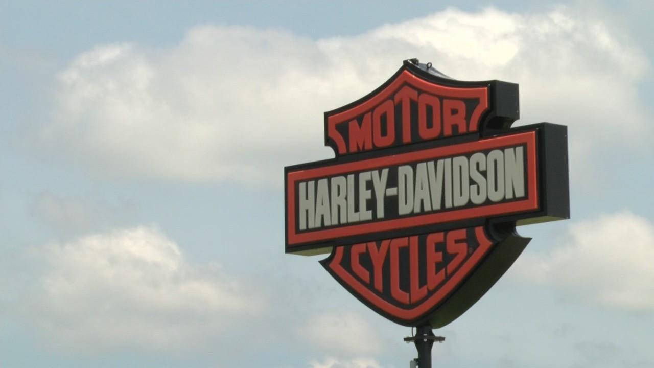 Harley Davidson production switch