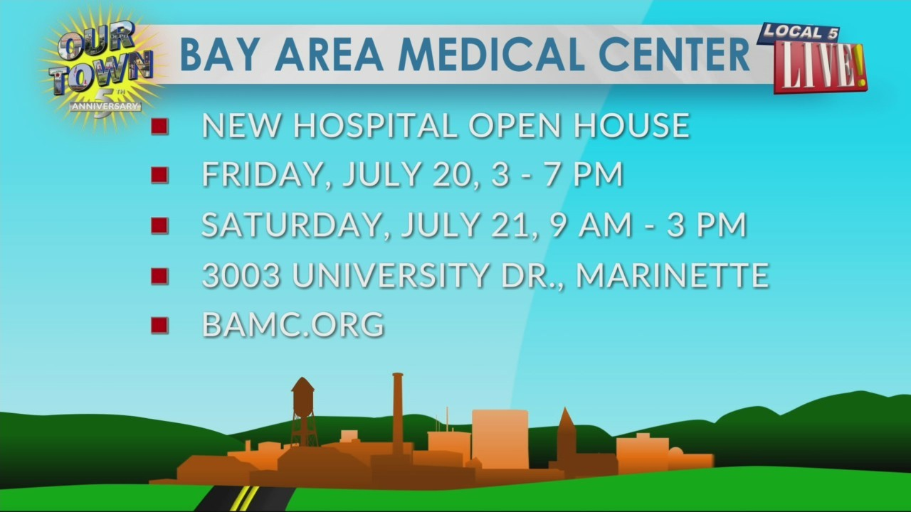 Our Town Marinette 2018: Bay Area Medical Center