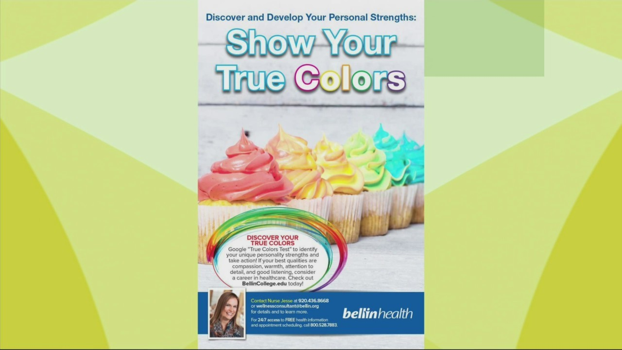 Your Health with Bellin: Show Your True Colors