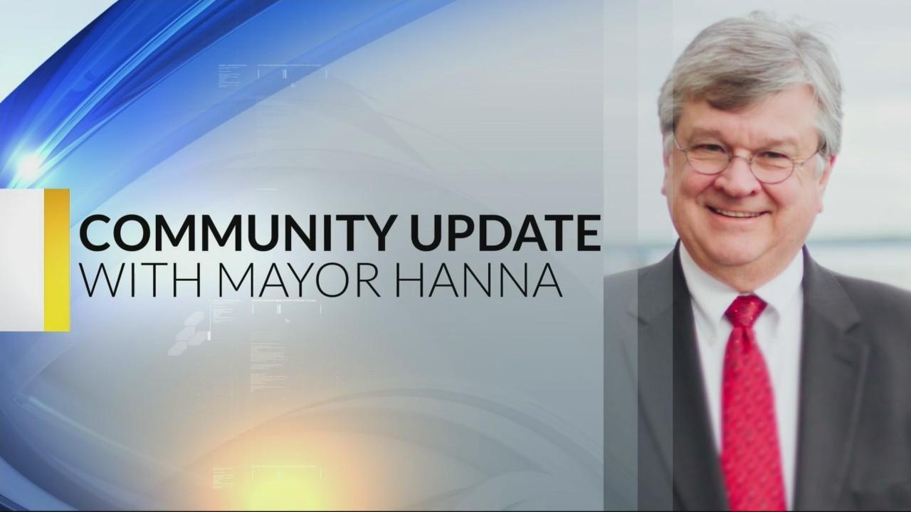 Mayor Hanna's Community Update 9-4-18