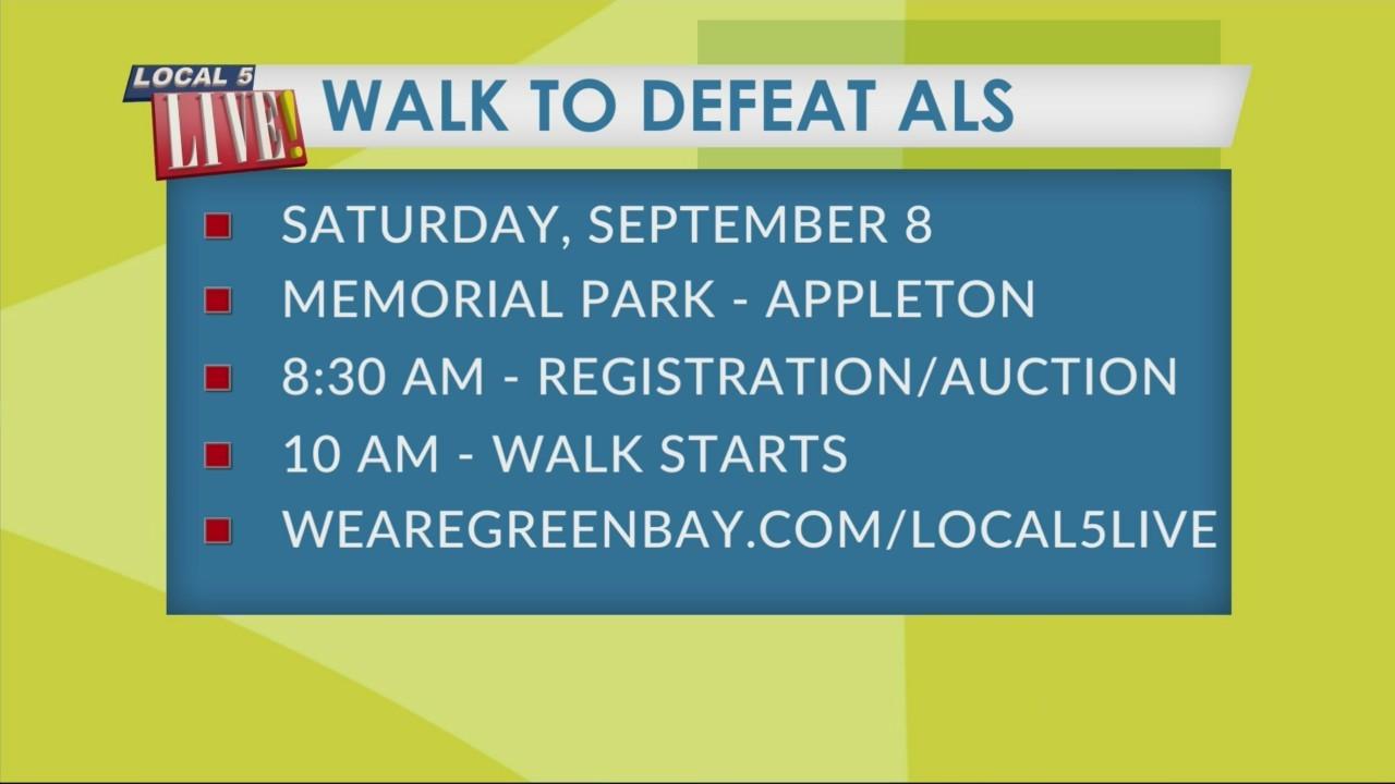 Walk to Defeat ALS