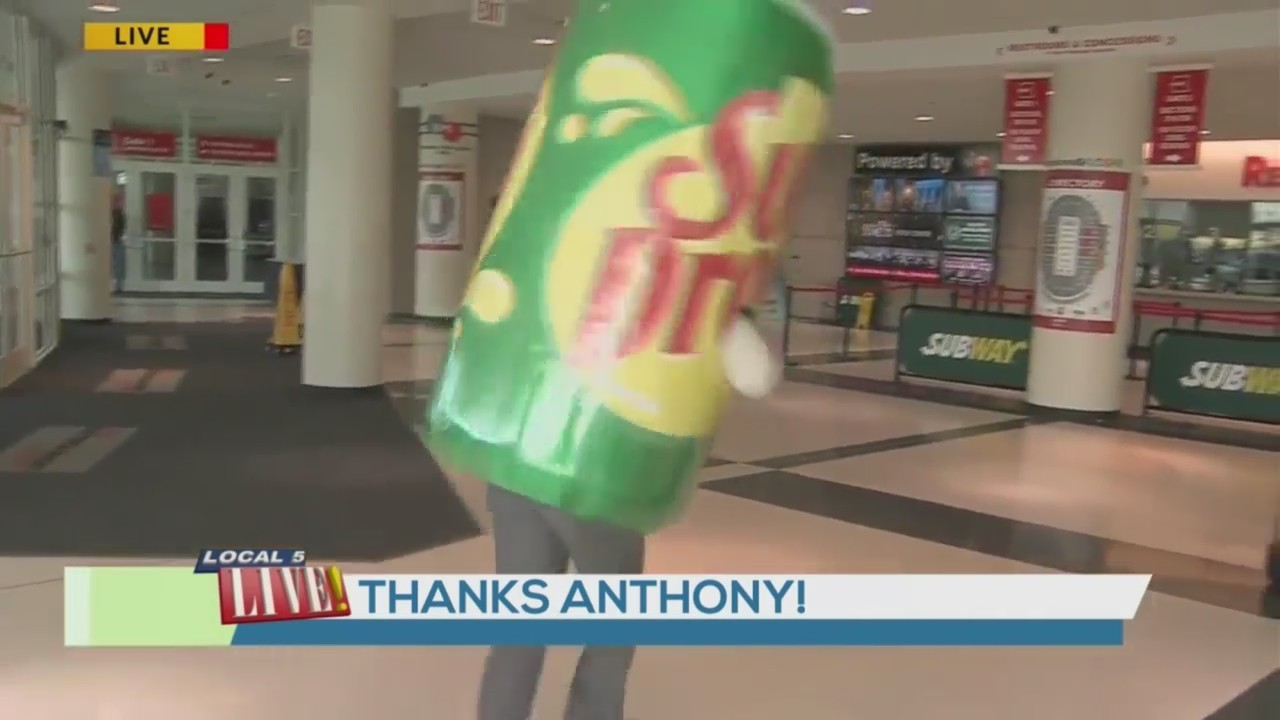 Farewell Anthony