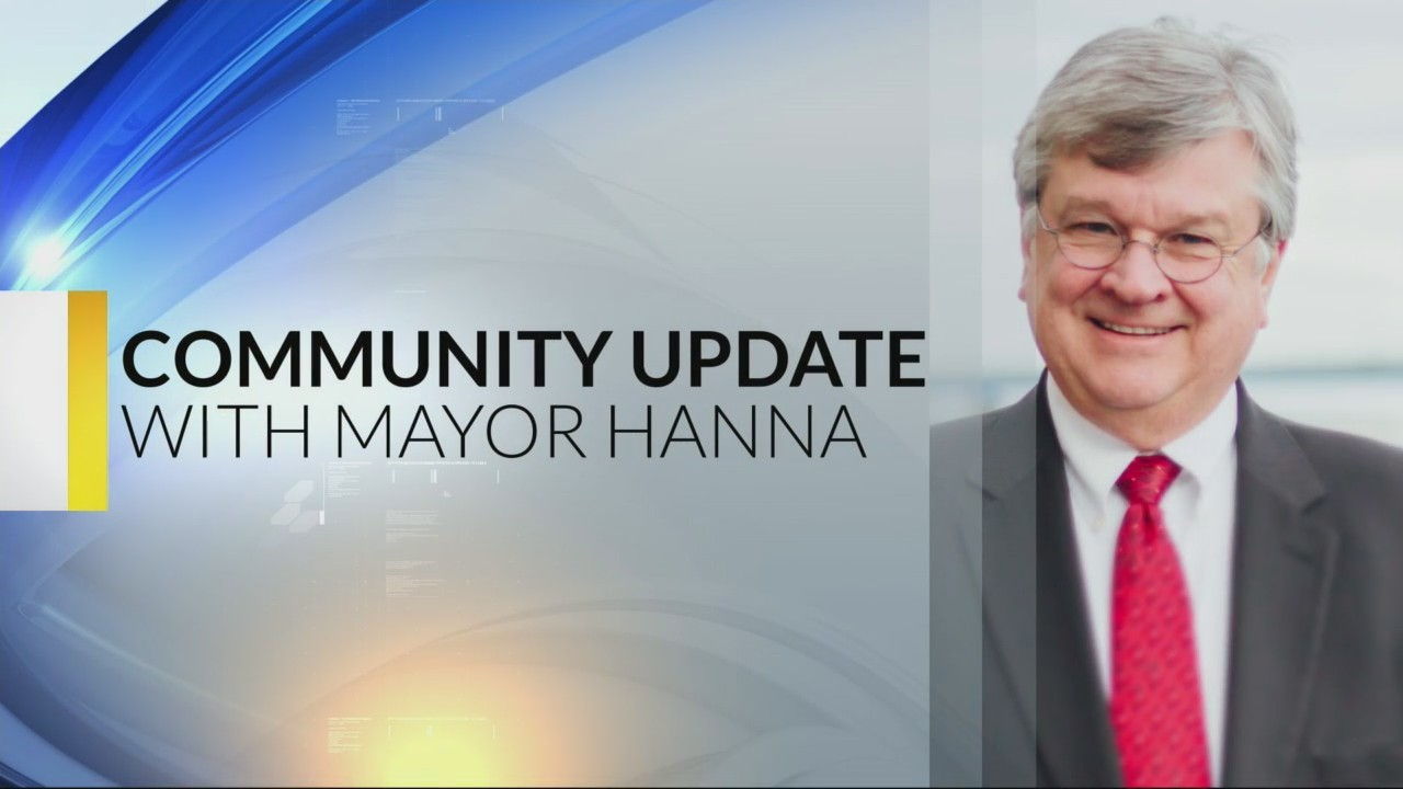 Mayor Hanna Community Update: 10-30-18