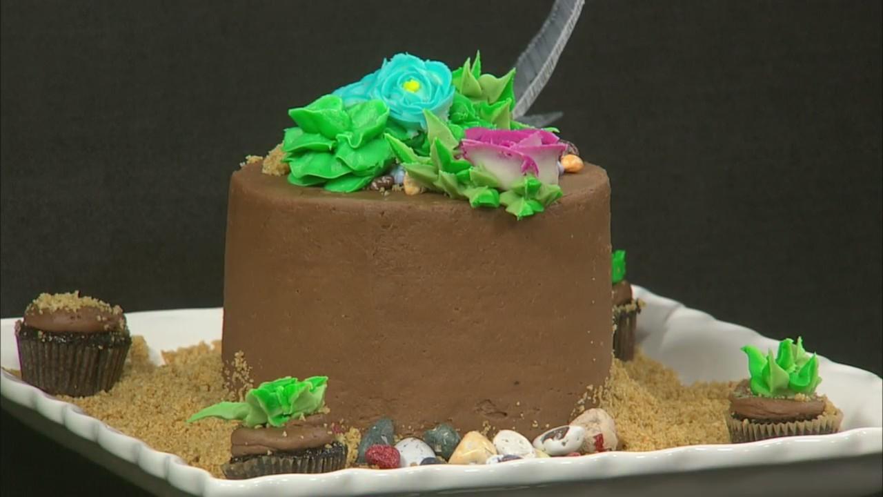 Baby Shower Week: Cake Ideas