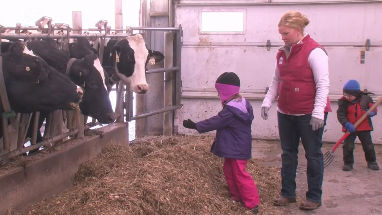 Farm Family: Kelly Oudenhoven