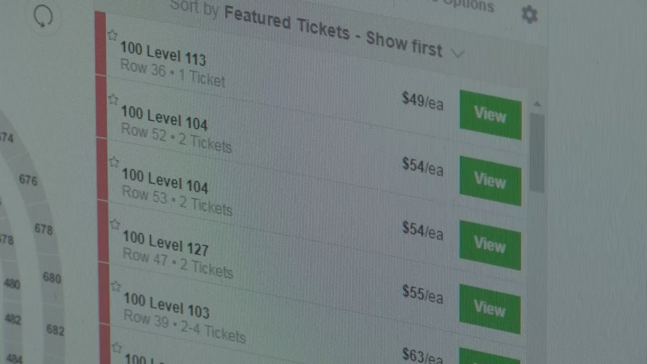 Low Packers Ticket Prices
