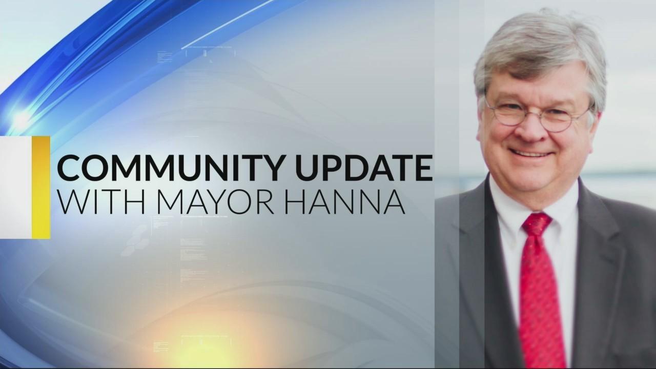 Mayor Hanna Community Update 11-27-18