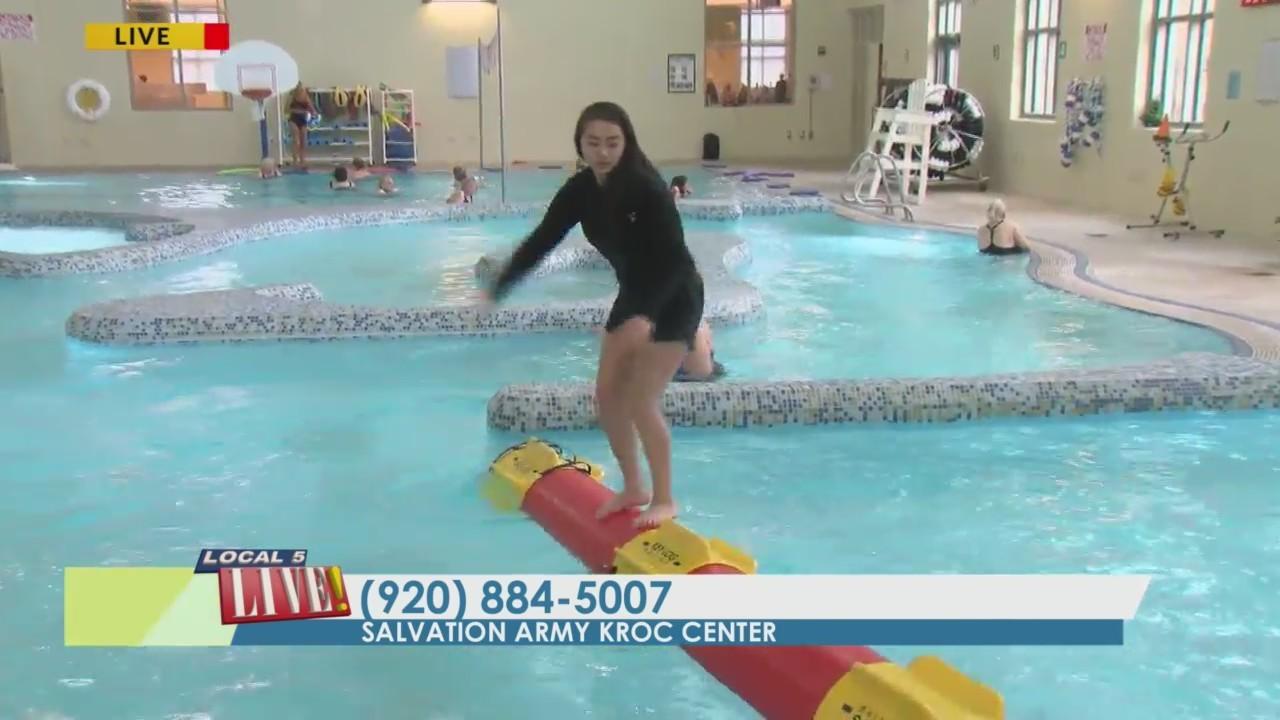New Aquatic Activities at the KROC Community Center