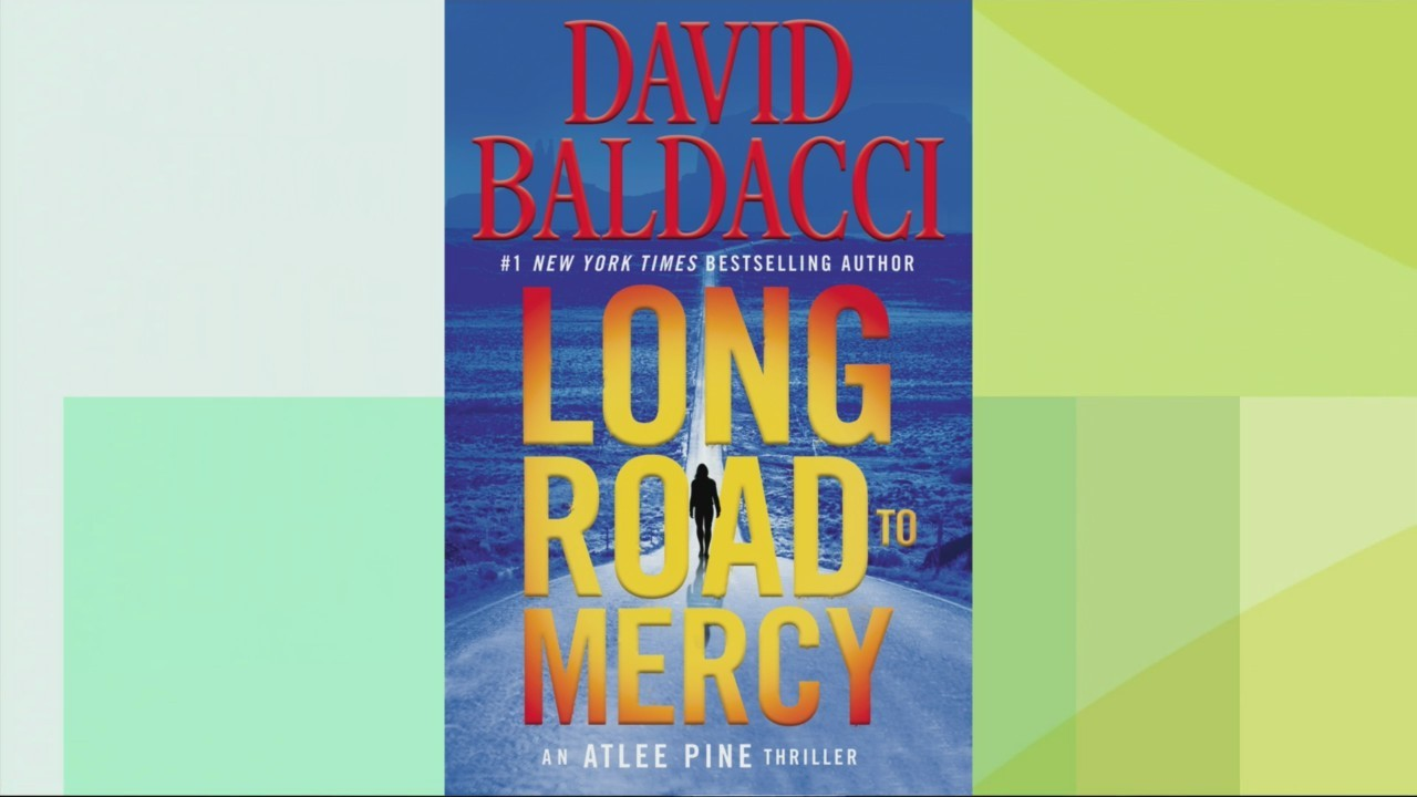 New Book from Author David Baldacci
