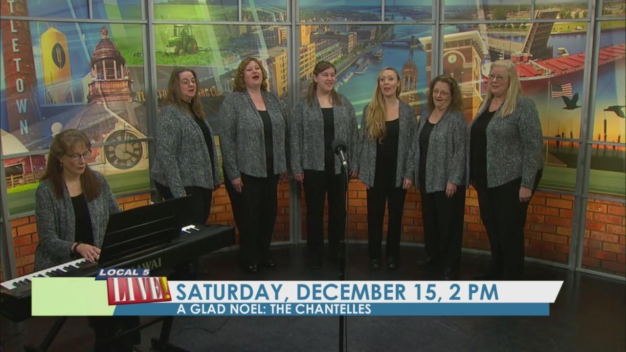 A Glad Noel: The Chantelles