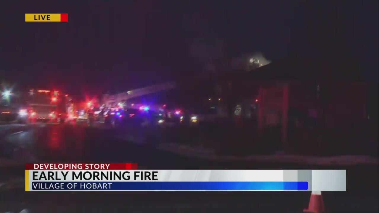 Hobart Apartment Fire