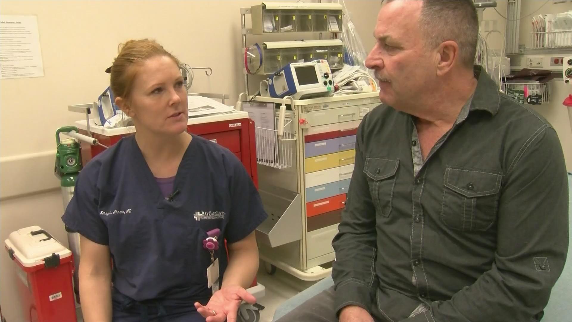 Healthwatch-Heart Attack vs. Cardiac Arrest