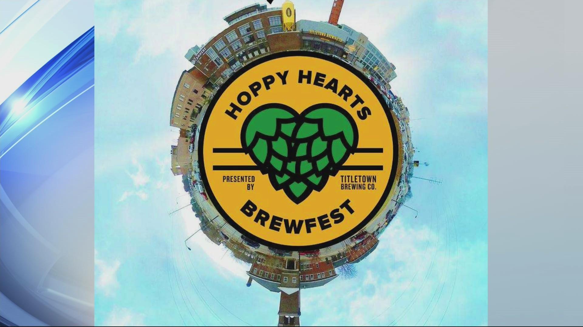 Hoppy Hearts Brewfest