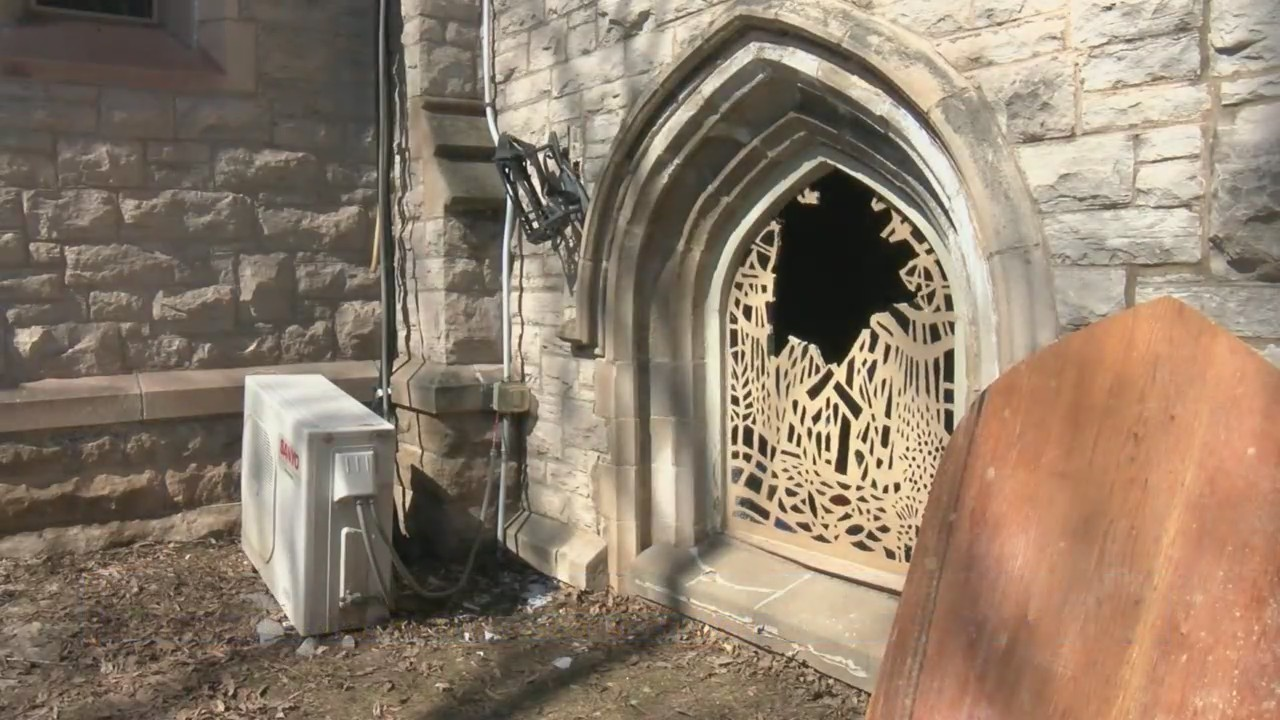 Appleton Vandalism