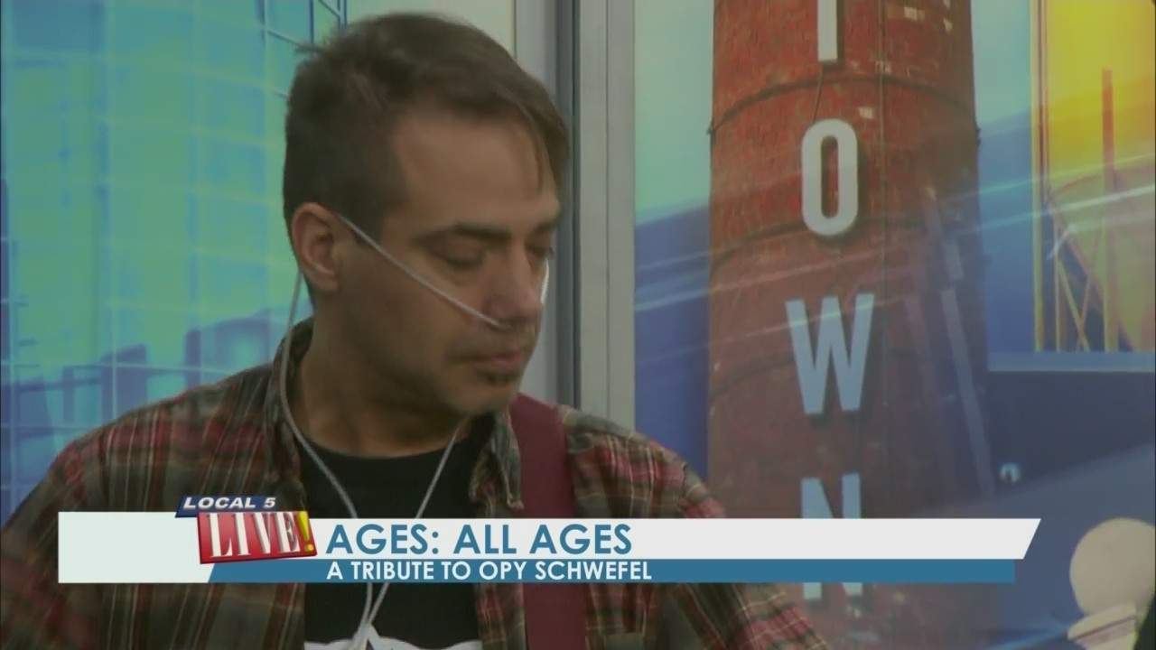 Local Musician Awaits Double Lung Transplant