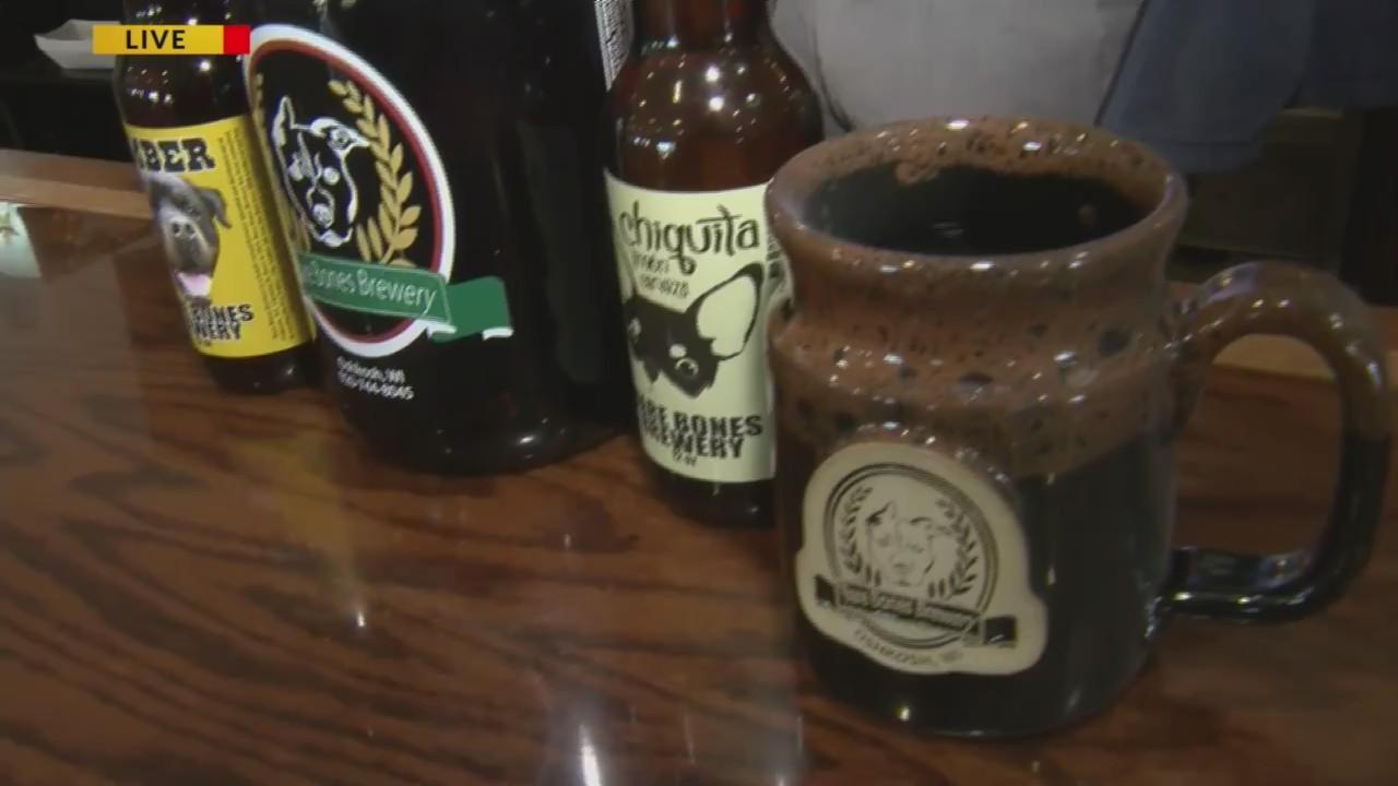 Bike Brewery Tour