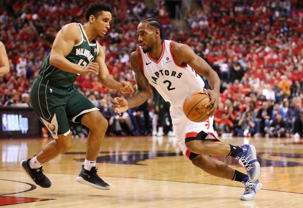 Toronto takes game three in double OT