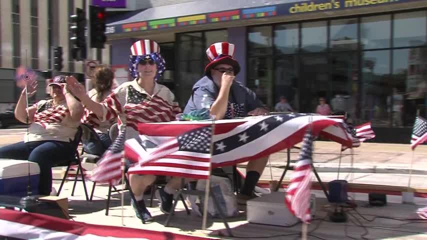 Flag Day Parade Part 6_19710202