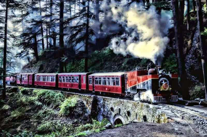 Kalka Shimla Railway : An epitome of Engineering