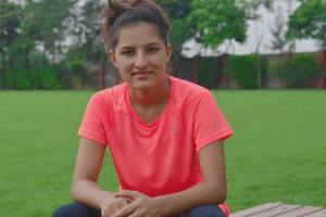 Sushma Verma Indian Women Cricket Team Batswoman and wicketkeeper
