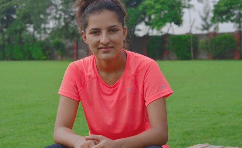 Sushma Verma Indian Women Cricket Team Batswoman and wicketkeeper