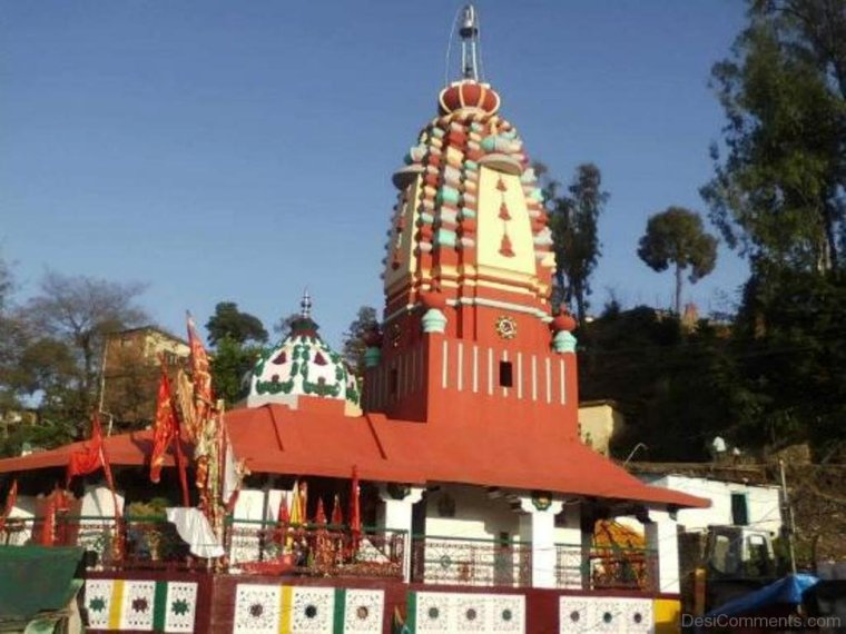 Shoolini-Devi-Temple-Solan Himachal Pradesh Places to visit in Solan Himachal pradesh
