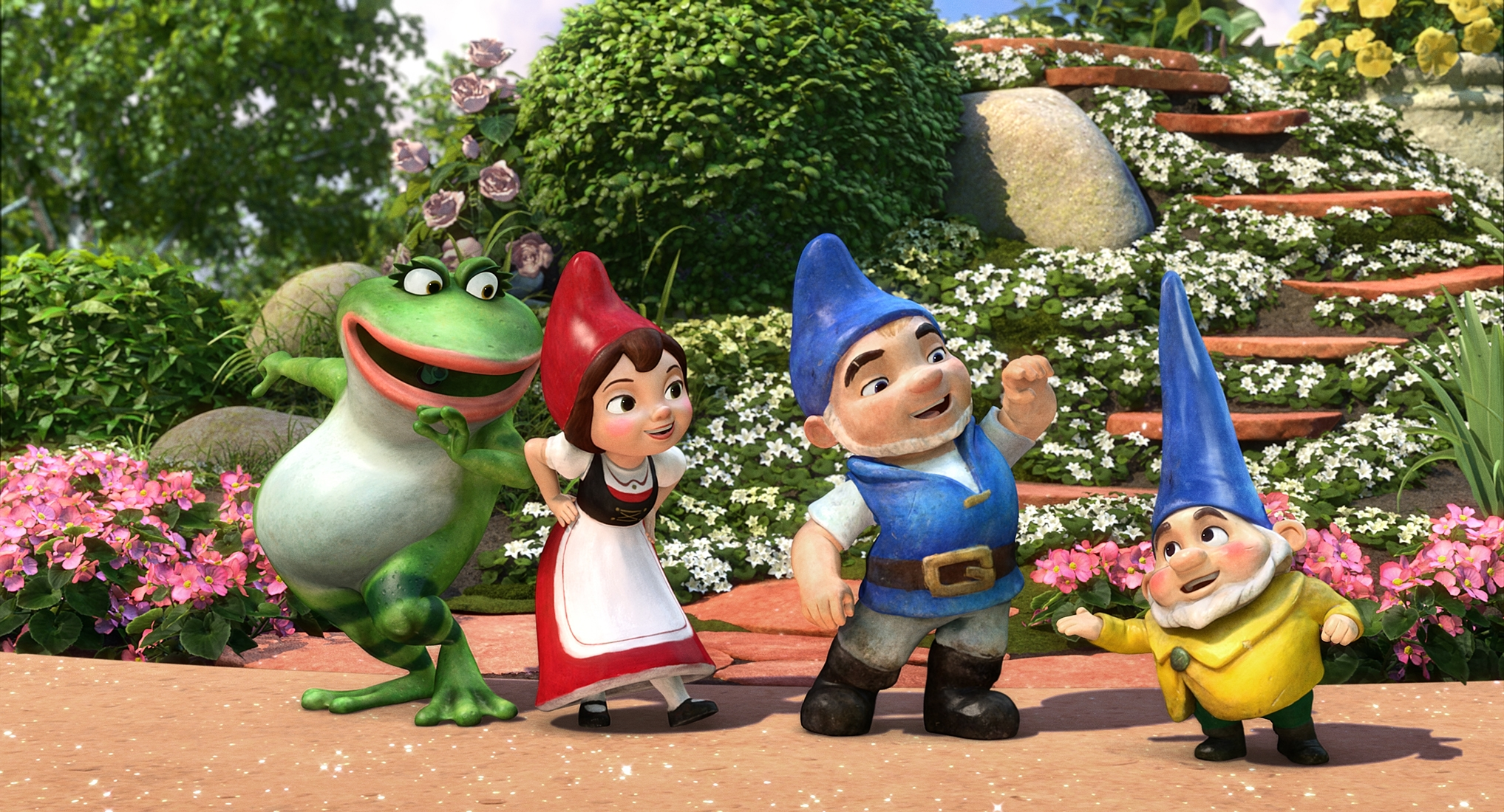 Review Gnomeo Amp Juliet