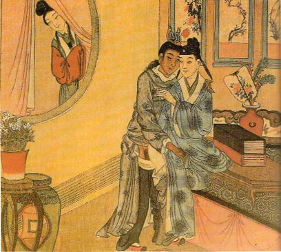 Ritualised homosexuality in japan