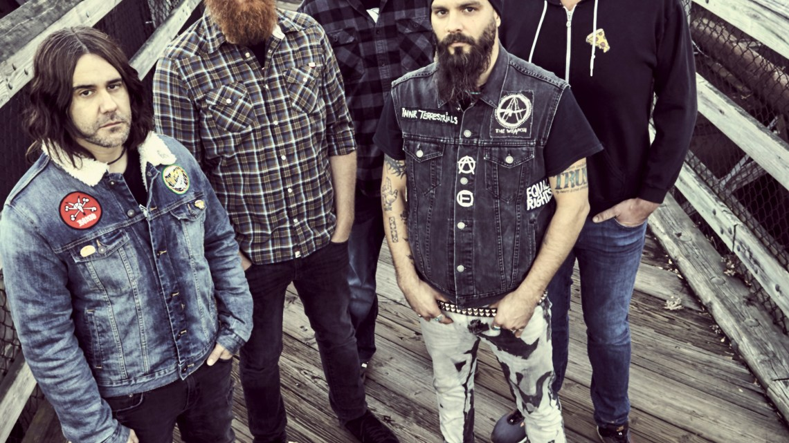 """I Am Broken Too"", lyrics vidéo de Killswitch Engage"