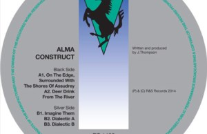 Alma Construct Releases Self Titled EP On R&S