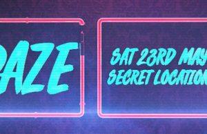 Daze, Belfast, House, Disco, News