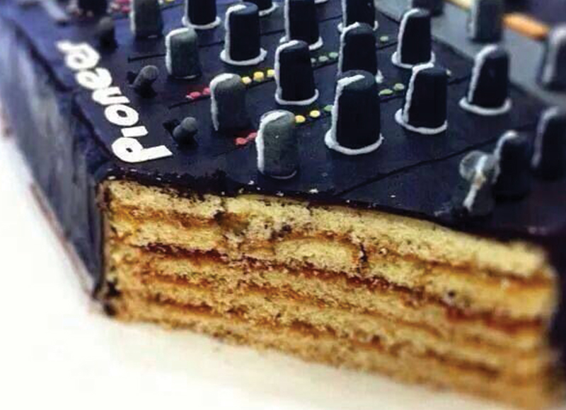These 10 DJ Inspired Cakes Are Awesome Soundspace