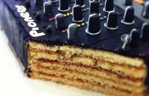 CDJ Cake, DJ Cake, DJ Birthday Cake, Decks Cake, Pioneer Cake, Mixer Cake, House Music Cake, Techno Cake, Soundspace, News