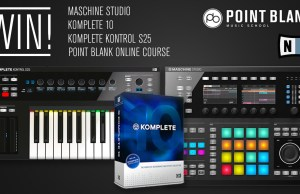 Point Blank & Native Instruments Giveaway