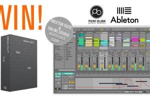 Ableton, Soundspace, Point Blank