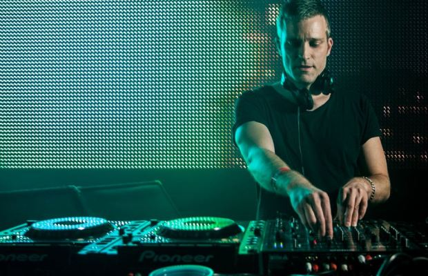 ben klock, printworks, london, photon