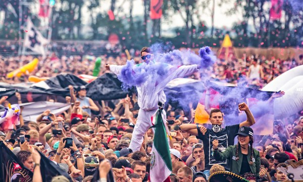 22 year old charged with possession of 396 caps at festival