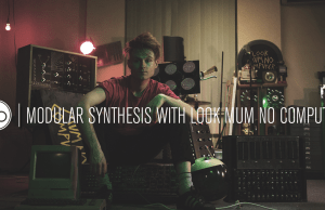 Watch an Introduction to DIY Modular Synthesis with Look Mum No Computer