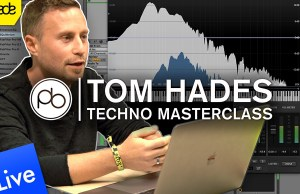 Make Techno From Scratch With Point Blank's Tom Hades Masterclass
