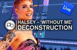 Watch Point Blank's Ski Oakenfull Deconstruct Halsey's No.1 Track 'Without Me' in Ableton Live