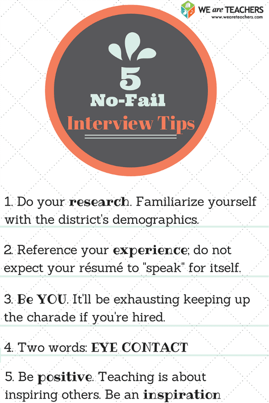 5 Interview Tips! (3)