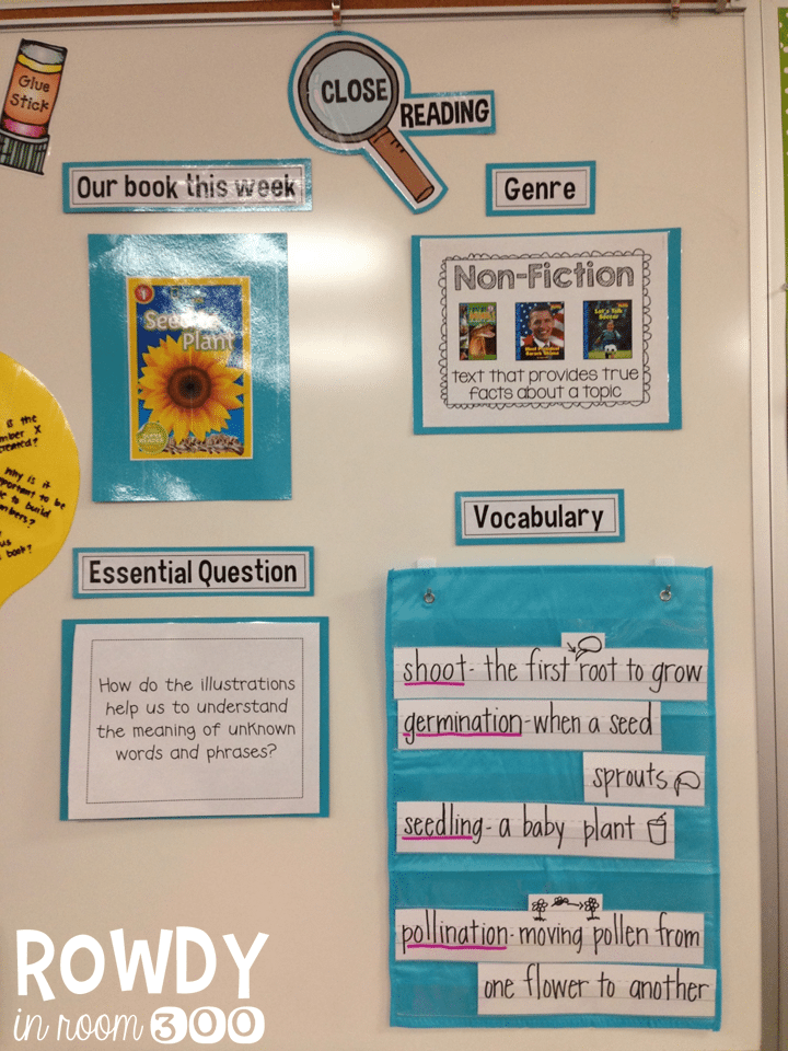 Innovative Classroom Teaching Ideas ~ Super innovative teacher ideas for close reading